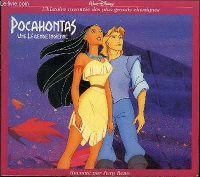 CD / Pocahontas, Une légende indienne
