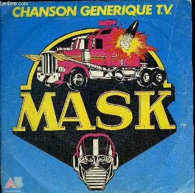 Disque 45t // MASK