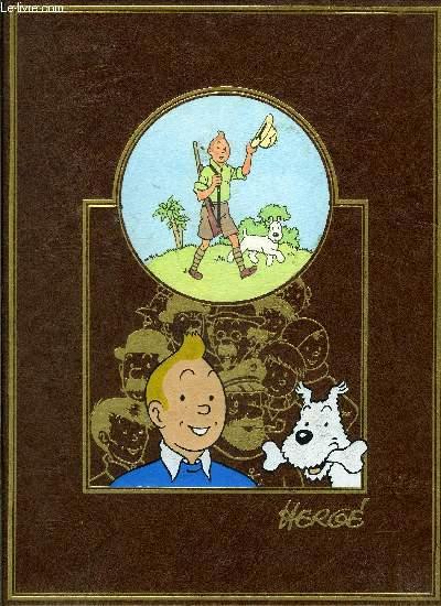 L'oeuvre intégrale de Hergé 1