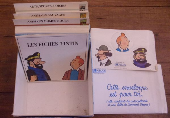 Les Fiches Tintin