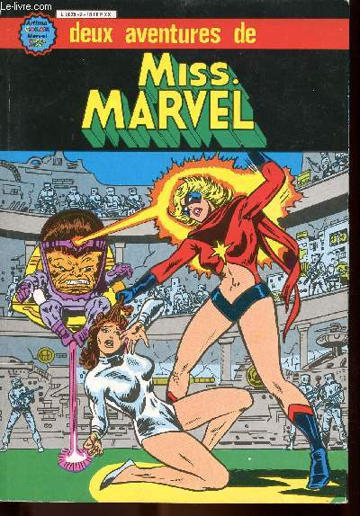 Miss Marvel - album n°2 - n°3 et 4