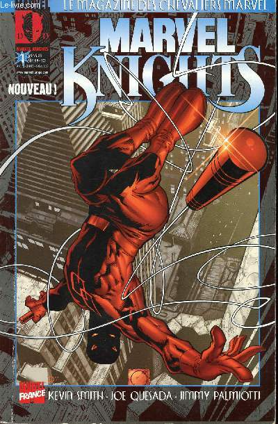 Marvel Knights - n°1 - Sous l'aile du diable