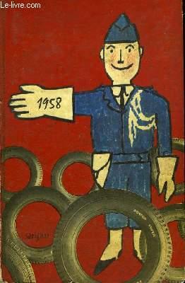 Agenda Dunlop 1958