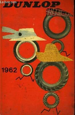 Agenda Dunlop 1962