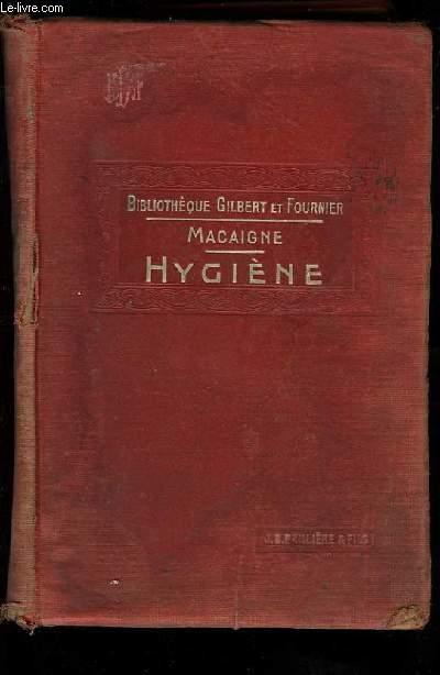 Précis d'Hygiène.