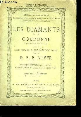 Les diamants de la couronne.