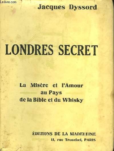 Londres Secret.