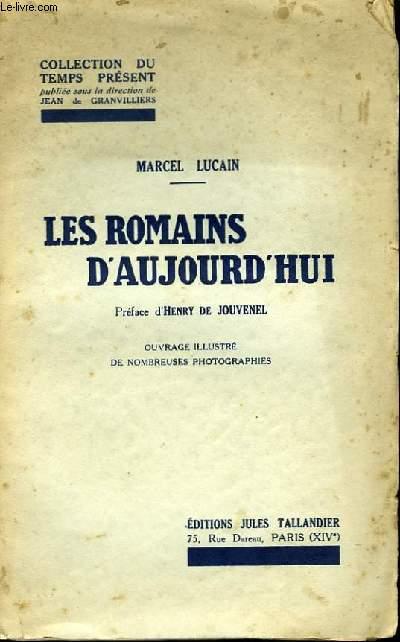 Les Romains d'Aujourd'hui.