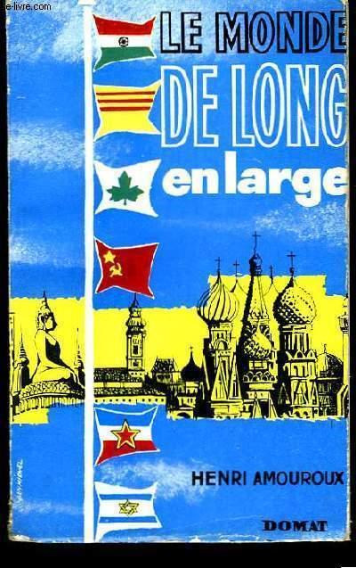Le monde de long en large