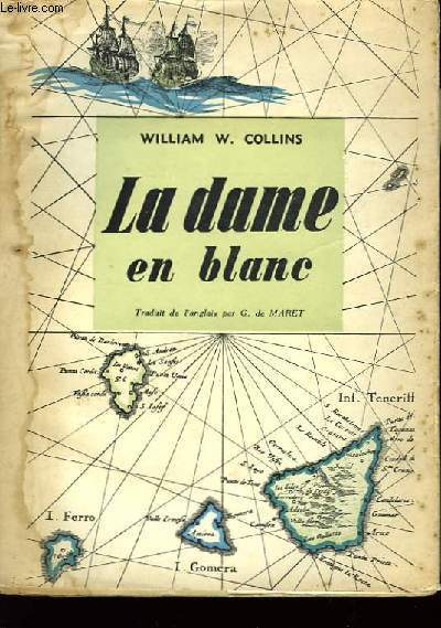 La dame en blanc (The woman in white)