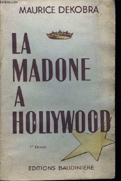 La Madone à Hollywood