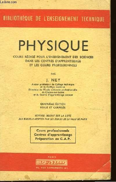 Physique.