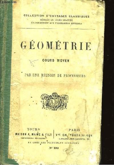 Géométrie.