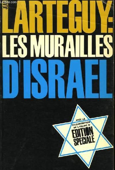 Les murailles d'Israël
