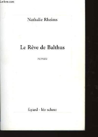 Le Rêve de Balthus.