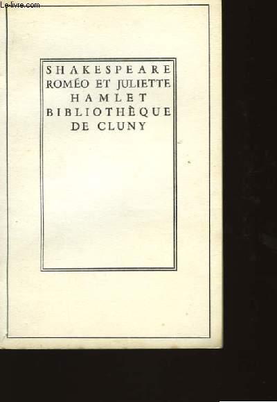 Roméo et Juliette - Hamlet.