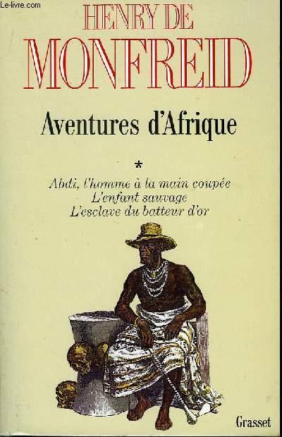 Aventures d'Afrique. En 2 Tomes