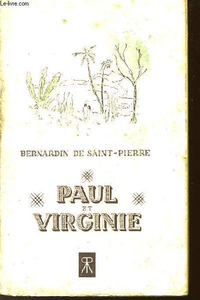Paul et Virginie. Voyages de Codrus.