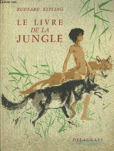Le Livre de la Jungle.