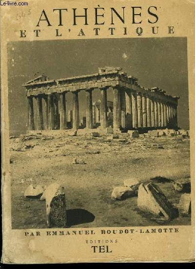 Athènes et l'Attique.
