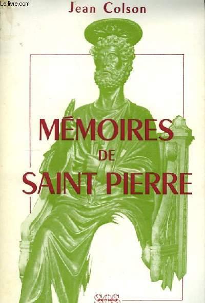 Mémoires de Saint-Pierre.