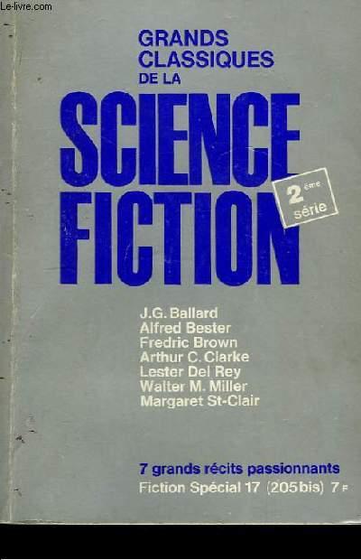 Grands Classiques de la Science Fiction. 2ème série.
