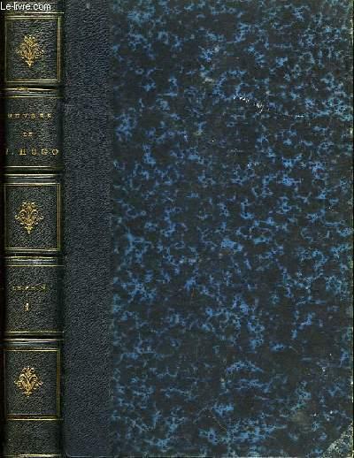 Oeuvres Complètes de Victor Hugo. Le Rhin, en 3 Tomes.