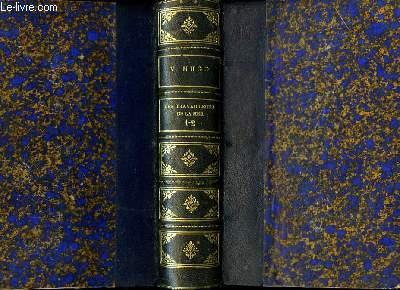 Les Travailleurs de la Mer. TOMES 1 et 2 en un seul volume.