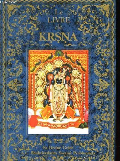 Le Livre de Krsna. 2ème volume.
