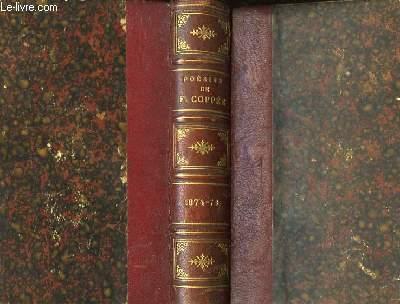 Poésies. 1874 - 1878.