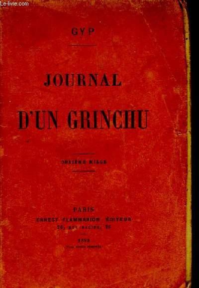 Journal d'un Grinchu.