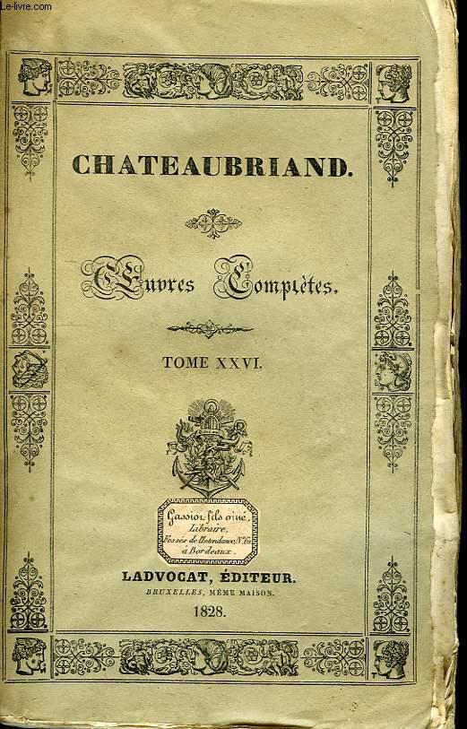Oeuvres Complètes. TOME XXVI, 11ème livraison : Polémiques.