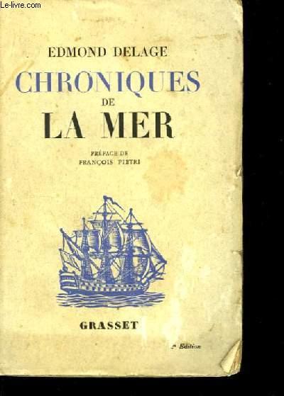 Chroniques de la Mer.