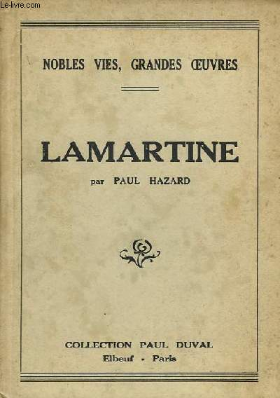 Lamartine.