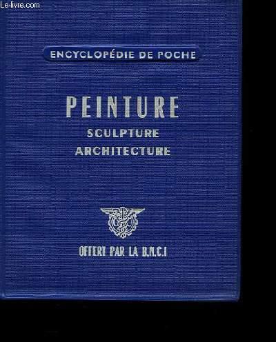 Peinture, Sculpture, Architecture.
