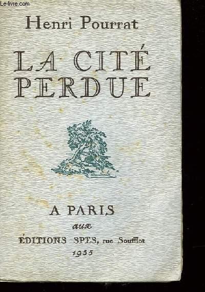 La Cité Perdue.