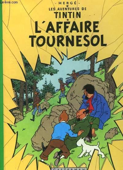 Les Aventures de Tintin - L'Affaire Tournesol.