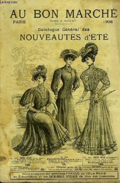Catalogue Général des Nouveautés d'Eté 1908