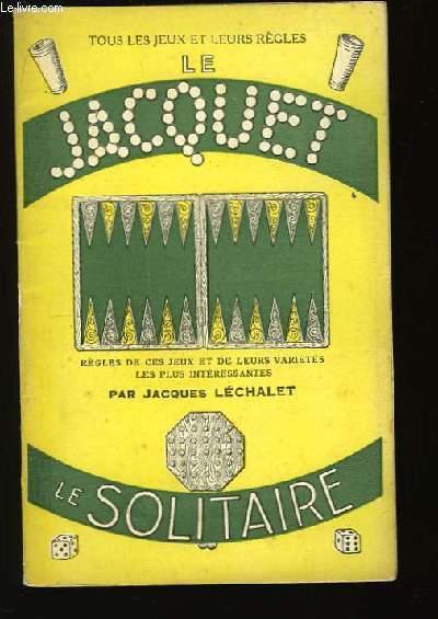Le Jaquet - Le Solitaire