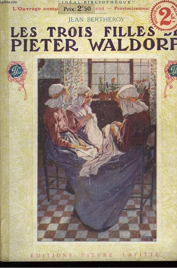 Les trois filles de Pieter Waldorp.