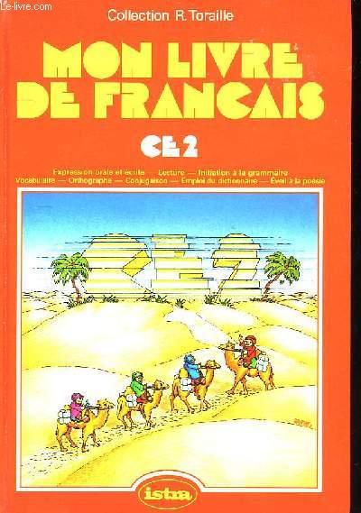 Mon Livre De Francais Ce2