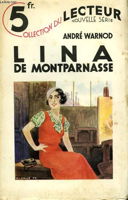 Lina de Montparnasse.