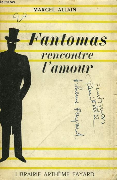Fantomes rencontre l'Amour.