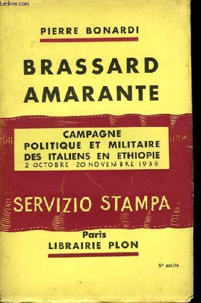 Brassard Amarante