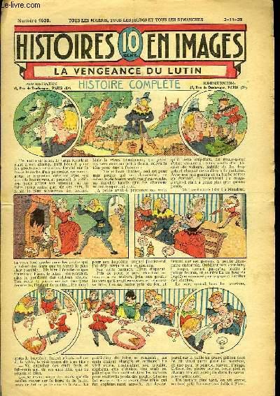 Histoires en Images n°1638 : La vengeance du lutin.