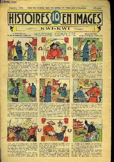 Histoires en Images n°1375 : Kwi-kwi.