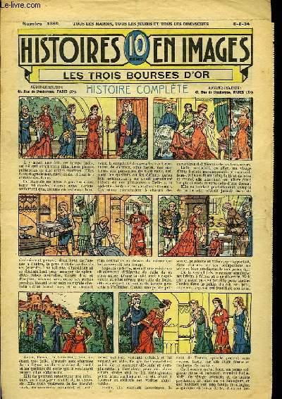 Histoires en Images n°1366 : Les trois bourses d'or.
