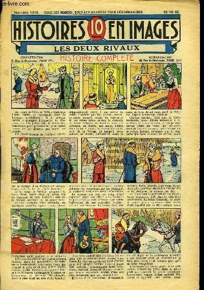 Histoires en Images n°1319 : Les Deux Rivaux.