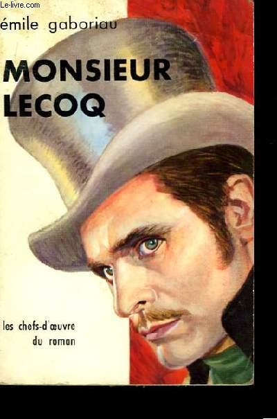 Monsieur Lecoq.