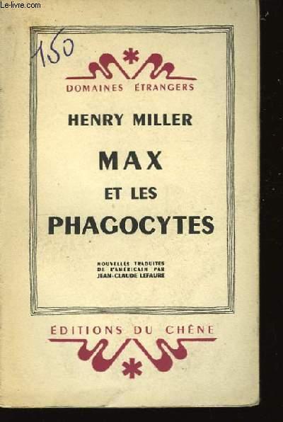 Max et les Pagocytes.